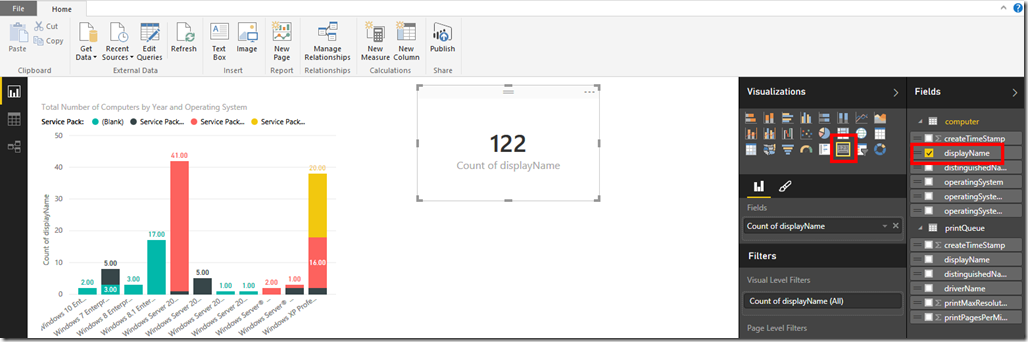 Power BI and Active Directory 22