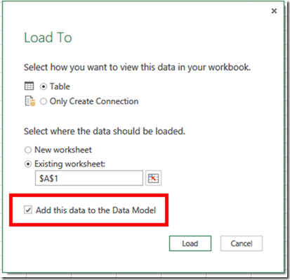 Power BI and SSAS Multidimensional 30