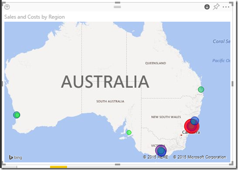 Drill Action in Power BI 14