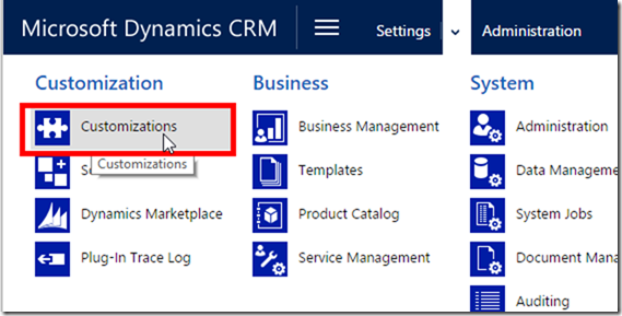 Dynamics CRM OData for Power BI