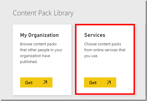 Power BI CRM Connector