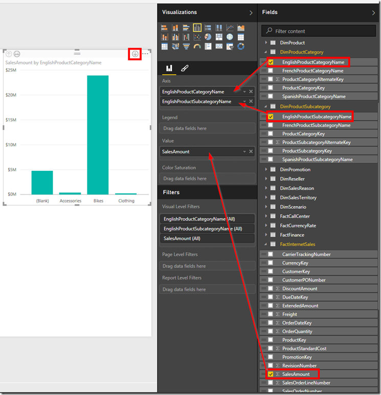 Azure SQL Data Warehouse and Power BI 11