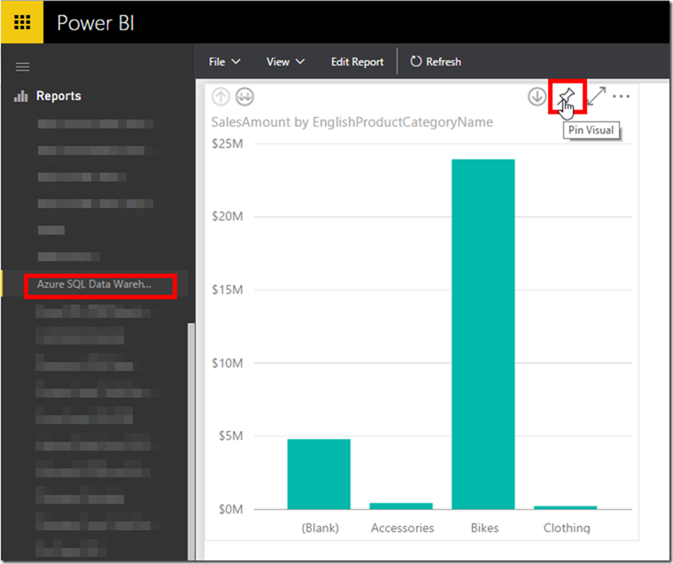 Azure SQL Data Warehouse and Power BI 16