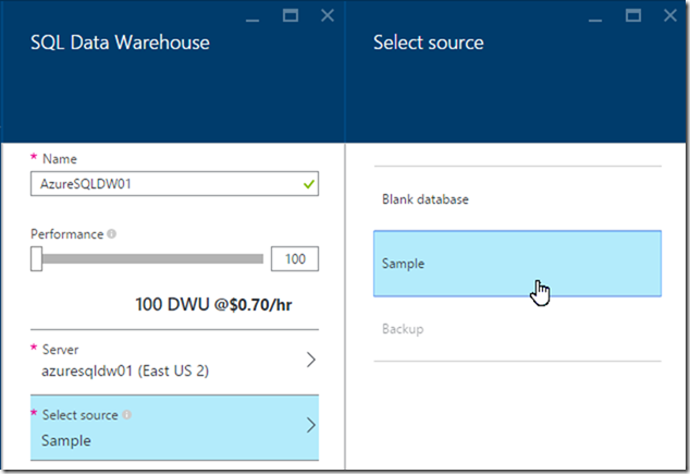 Install Azure SQL Data Warehouse 06