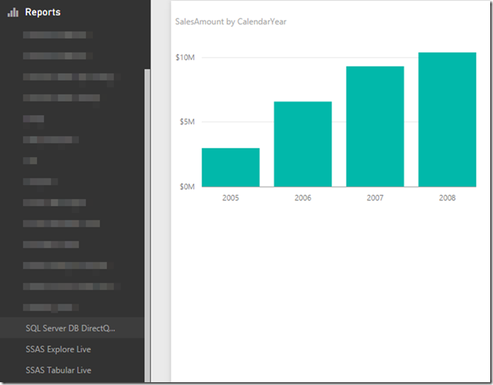 Power BI Service Report 02