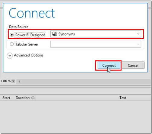 Finding Power BI Desktop local port using DAX Studio