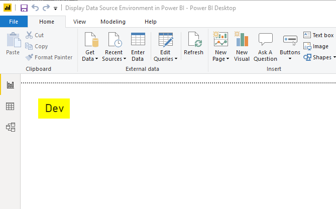 Changing query parameters value in Power BI Desktop